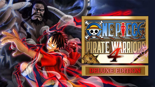 ONE PIECE: PIRATE WARRIORS 4 Deluxe Edition