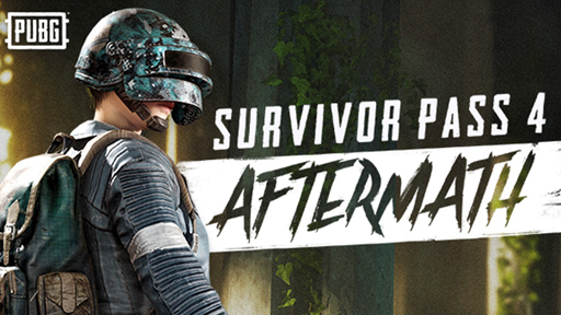 PUBG - Survivor Pass 4: Aftermath | wingamestore com