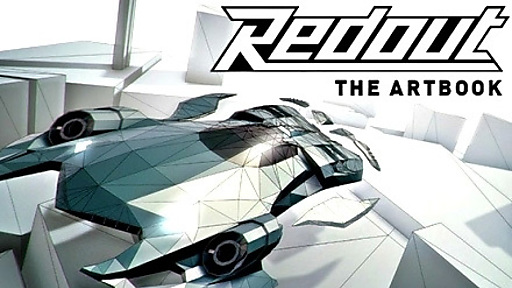 Redout - Digital Artbook