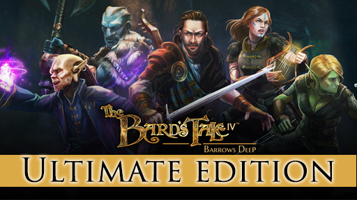 The Bard's Tale IV - Ultimate Edition