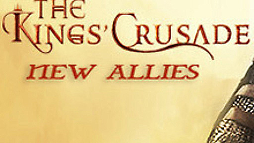 The King's Crusade: New Allies DLC
