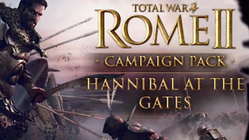 Total War: ROME II - Hannibal at the Gates   wingamestore com