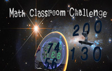 Math Classroom Challenge Badge