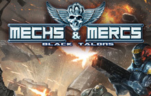 Mechs and Mercs: Black Talons Badge