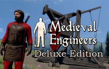 Medieval Engineers Deluxe Edition Badge