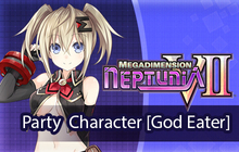 Megadimension Neptunia VII Party Character [God Eater] Badge