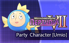 Megadimension Neptunia VII Party Character [Umio] Badge