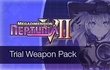 Megadimension Neptunia VII Trial Weapon Pack Badge