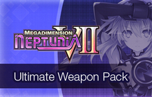 Megadimension Neptunia VII Ultimate Weapon Pack Badge