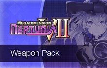 Megadimension Neptunia VII Weapon Pack Badge