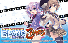 MegaTagmension Blanc + Neptune VS Zombies Badge