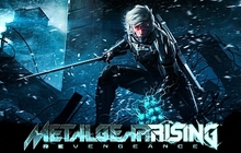 METAL GEAR RISING: REVENGEANCE Badge