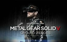 METAL GEAR SOLID V: GROUND ZEROES Badge