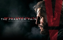 METAL GEAR SOLID V: THE PHANTOM PAIN Badge
