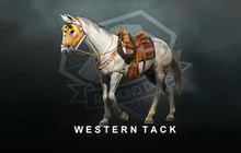 METAL GEAR SOLID V: THE PHANTOM PAIN - Western Tack Badge