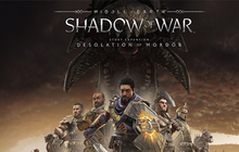 Middle-earth™: Shadow of War The Desolation of Mordor Badge
