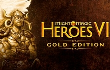 Might and Magic Heroes VI Gold Edition Badge