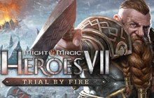 Might and Magic: Heroes VII – Trial by Fire Badge