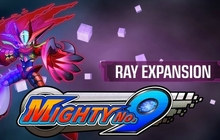 Mighty No.9 -Ray Expansion Badge