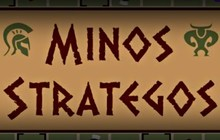 Minos Strategos Badge