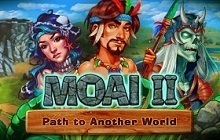 Moai 2: Path to Another World Badge