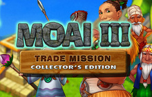 Moai III: Trade Mission Collector's Edition Badge