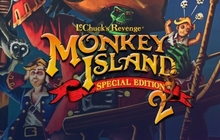 Monkey Island™ 2 Special Edition: LeChuck's Revenge™ Badge