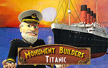 Monument Builders: Titanic Badge