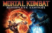 Mortal Kombat Komplete Edition Badge