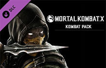 Mortal Kombat X: Kombat Pack Badge
