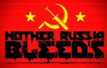 Mother Russia Bleeds Badge
