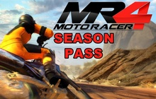 Moto Racer 4 - Season Pass Badge