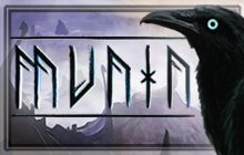 Munin Badge