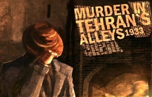 Murder In Tehran's Alleys 1933 Badge