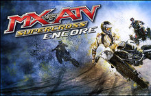 MX vs. ATV Supercross Encore Badge