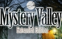 Mystery Valley Extended Edition Badge
