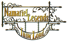 Namariel Legends: Iron Lord Badge