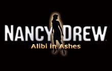 Nancy Drew: Alibi in Ashes Badge