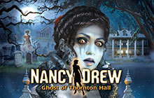 Nancy Drew: Ghost of Thornton Hall Badge