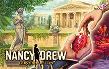 Nancy Drew: Labyrinth of Lies Badge