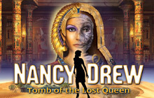 Nancy Drew: Tomb of the Lost Queen Badge