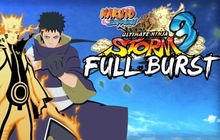 NARUTO SHIPPUDEN: Ultimate Ninja STORM 3 Full Burst Badge