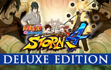 NARUTO SHIPPUDEN Ultimate Ninja STORM 4 - Deluxe Edition Badge
