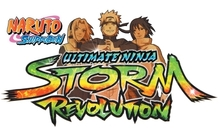 NARUTO SHIPPUDEN: Ultimate Ninja STORM Revolution Badge