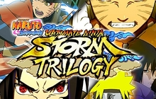 NARUTO SHIPPUDEN: Ultimate Ninja STORM Trilogy Badge