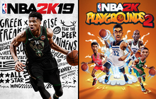 NBA 2K19 + NBA 2K Playgrounds 2 Bundle Badge