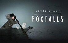 Never Alone: Foxtales Badge