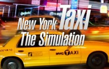 New York Taxi Simulator Badge