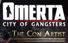 Omerta: City of Gangsters: The Con Artist DLC Badge