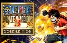 One Piece Pirate Warriors 3 - Gold Edition Badge